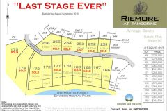 RIEMORE Stage 9C Sales Plan
