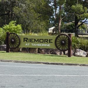 Remora At Tamborine Sign